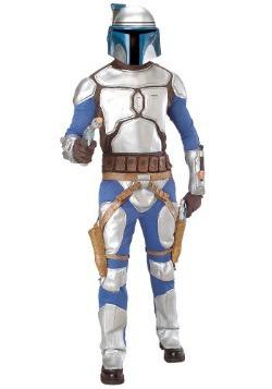 Men's Deluxe Jango Fett Costume