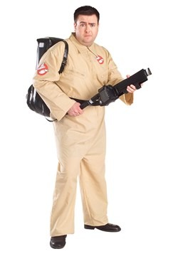 Plus Size Men's Ghostbusters Costume