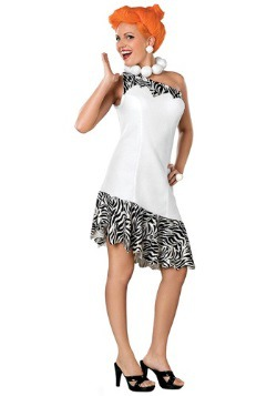 Plus Size Women's Wilma Costume