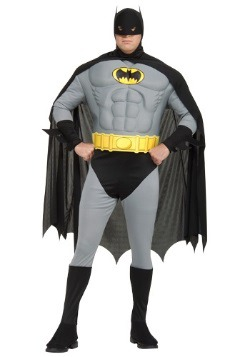 Plus Size Men's Batman Costume