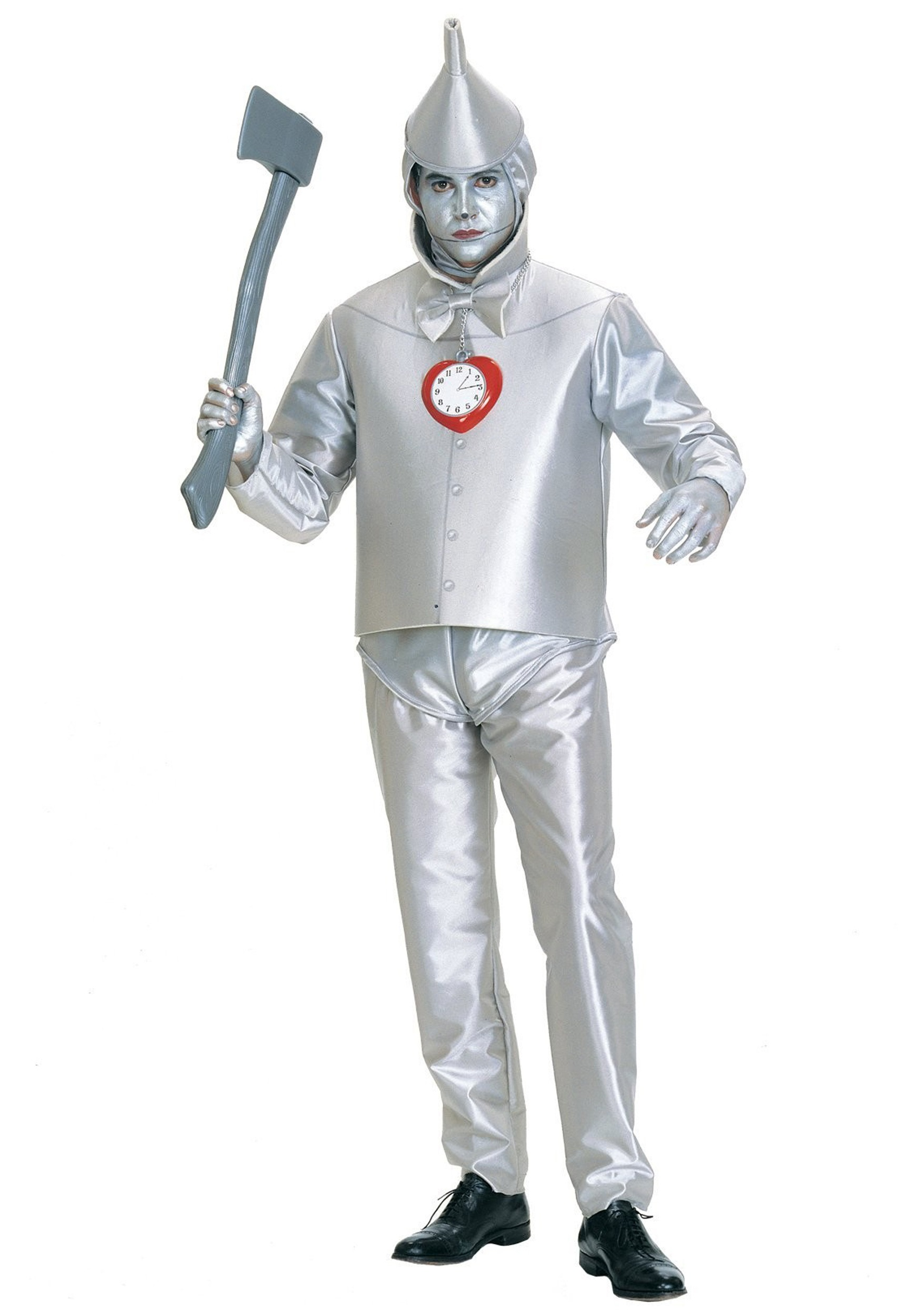 Plus Size Tin Man Wizard of Oz Costume  sc 1 st  Fun.com & Tin Man Plus Size Costume