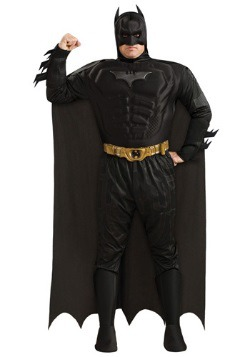 Plus Size Men's Batman Costume