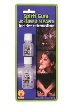 Spirit Gum with Remover Kit