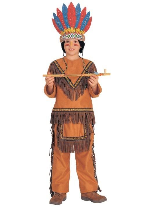 Native American Boys Costume