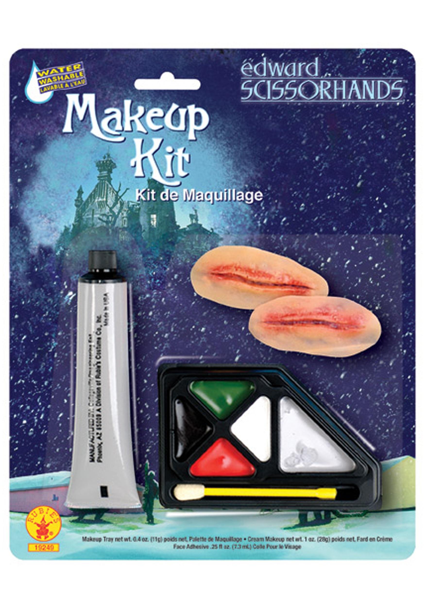 Edward Scissorhands Makeup RU19249