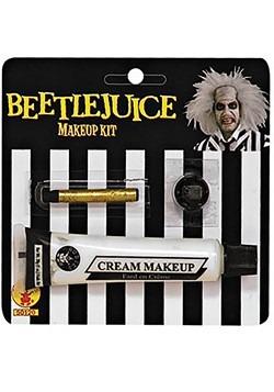 Movie Beetlejuice Makeup
