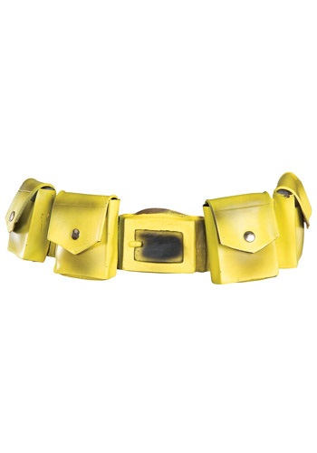 Yellow Batman Utility Belt