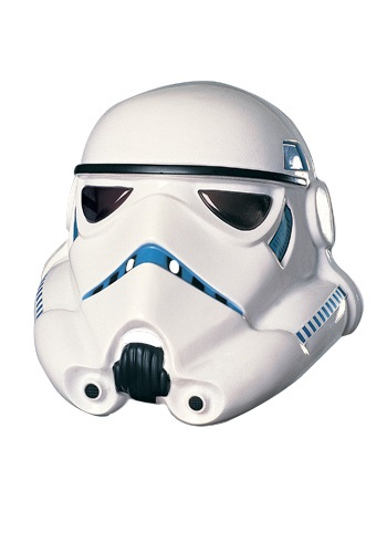 Star Wars Stormtrooper PVC Mask RU3204-ST