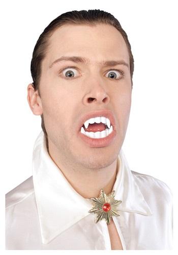 White Vampire Teeth