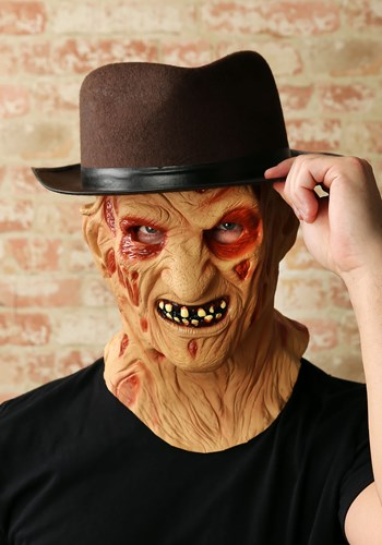 Realistic Freddy Krueger Mask from Nightmare on Elm Street RU4173-ST