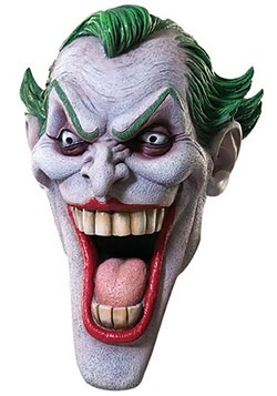 The Joker Deluxe Mask
