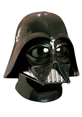 Two-Piece Darth Vader Helmet
