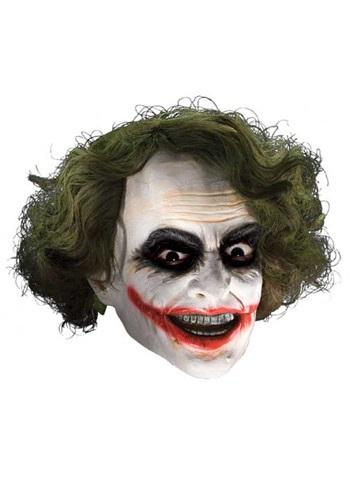 Vinyl Joker Mask