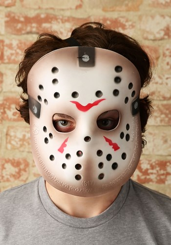 Jason Voorhees Mask Photo Update