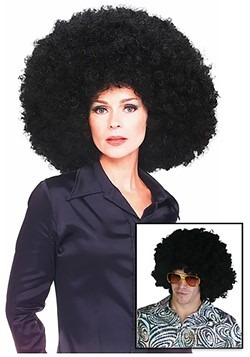 Over-size Deluxe Afro Wig