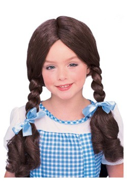 Wizard of Oz Dorothy Wig for Girls