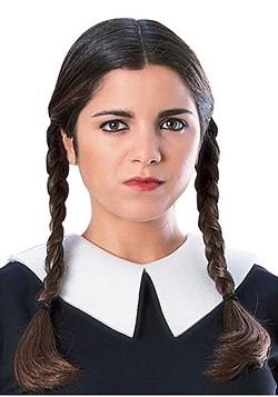 Women's Wednesday Addams Wig