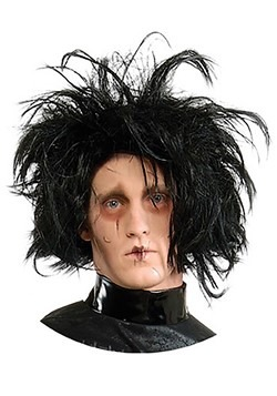 Unkempt Edward Scissorhands Wig