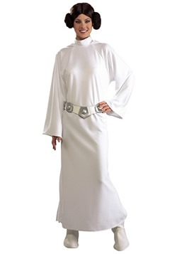 Women's Princess Leia Costume Update Main