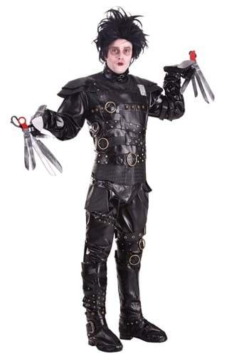 Ultimate Edward Scissorhands Costume-1