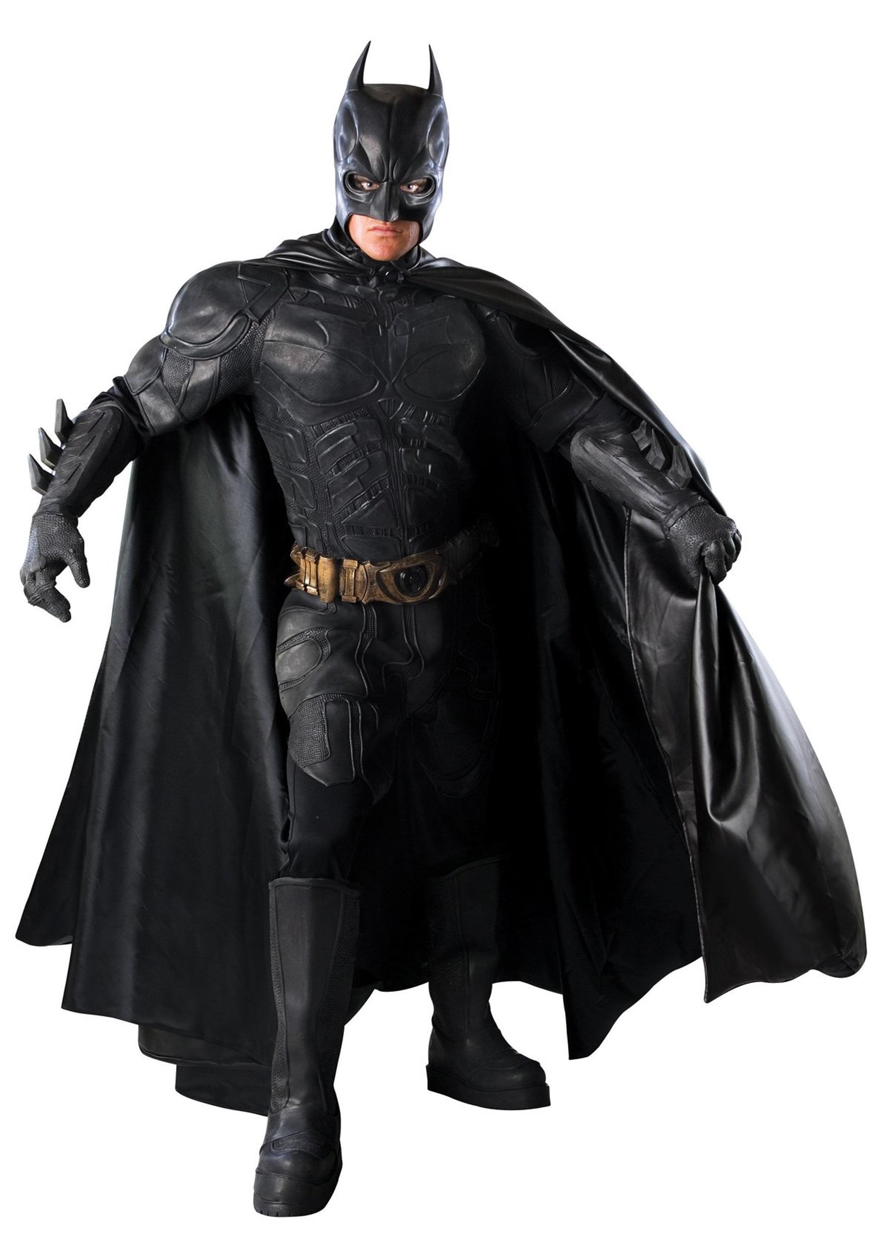 Ultimate The Dark Knight Batman Costume RU56311