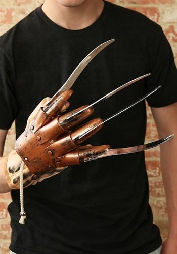 Freddy Krueger Glove update