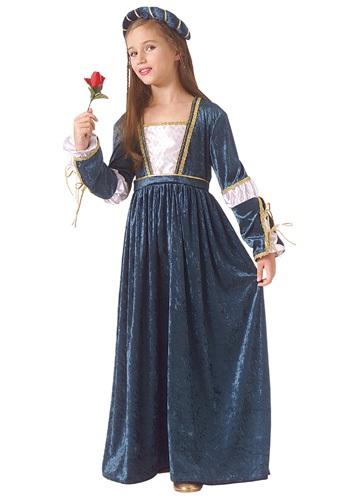 Romeo and Juliet Dress Juliet Costume Dress for Girls