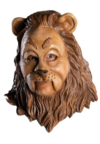 Wizard of Oz Latex Cowardly Lion Mask