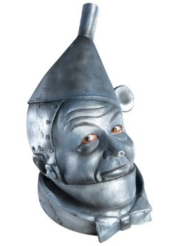 Wizard of Oz Deluxe Tin Man Mask Adult