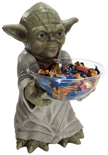 Yoda Candy Bowl Decoration