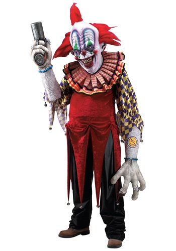 Giggles the Clown Creature Reacher Costume For Adults