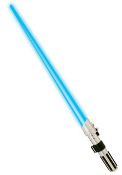 Star Wars Luke Skywalker Toy Lightsaber