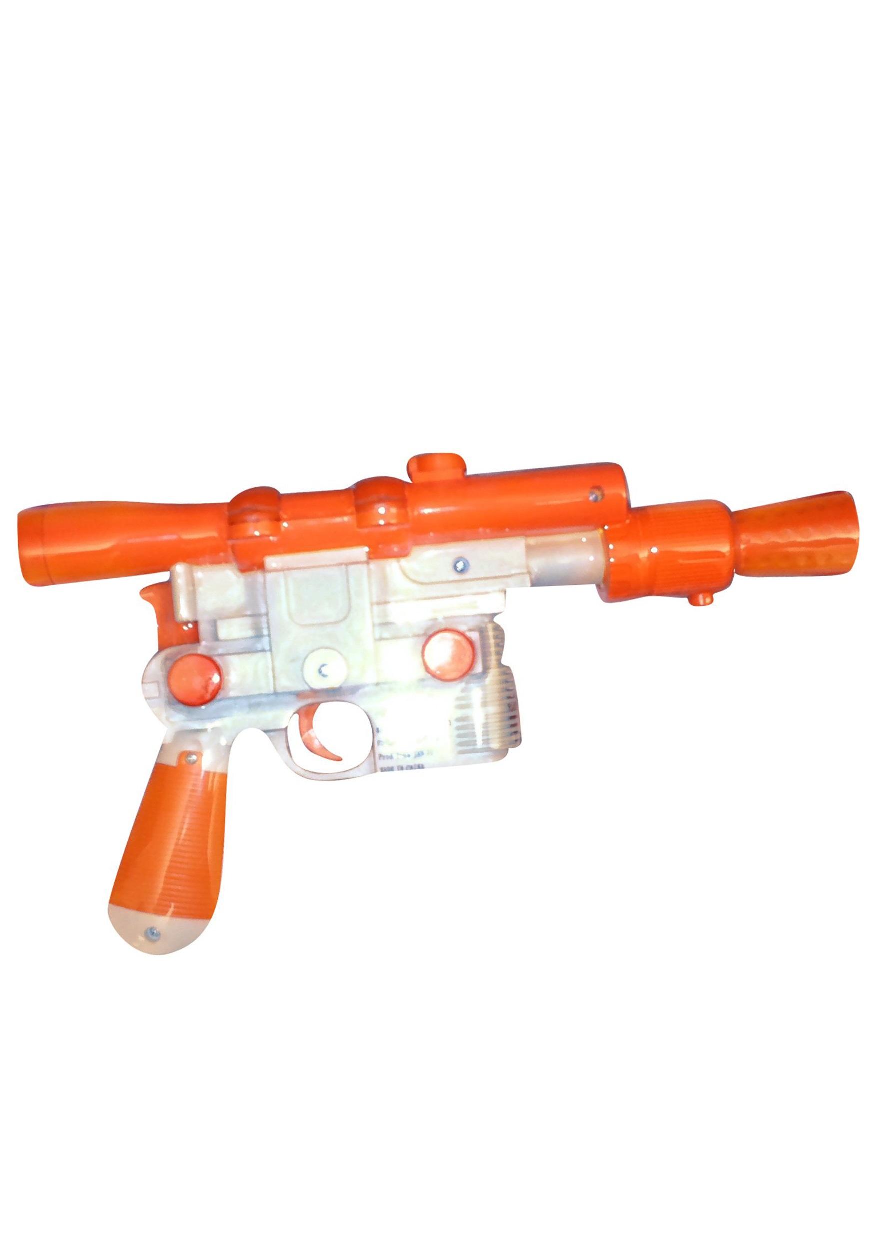 Star Wars Toy Han Solo Blaster RU8242