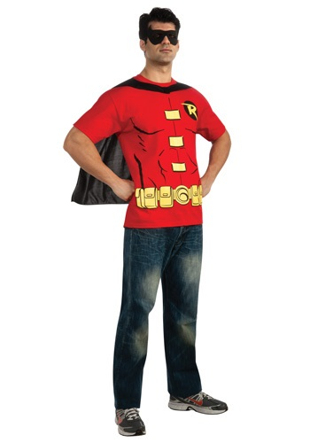 Robin T-Shirt Costume Set