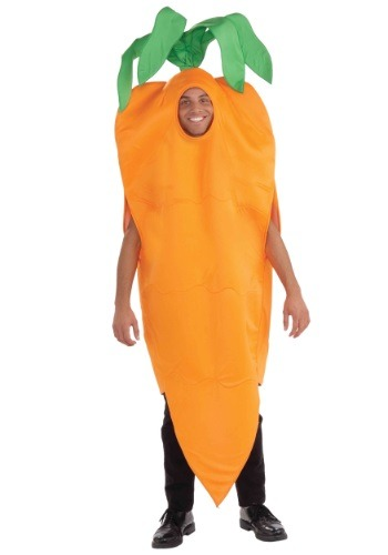 Adult Orange Carrot Costume