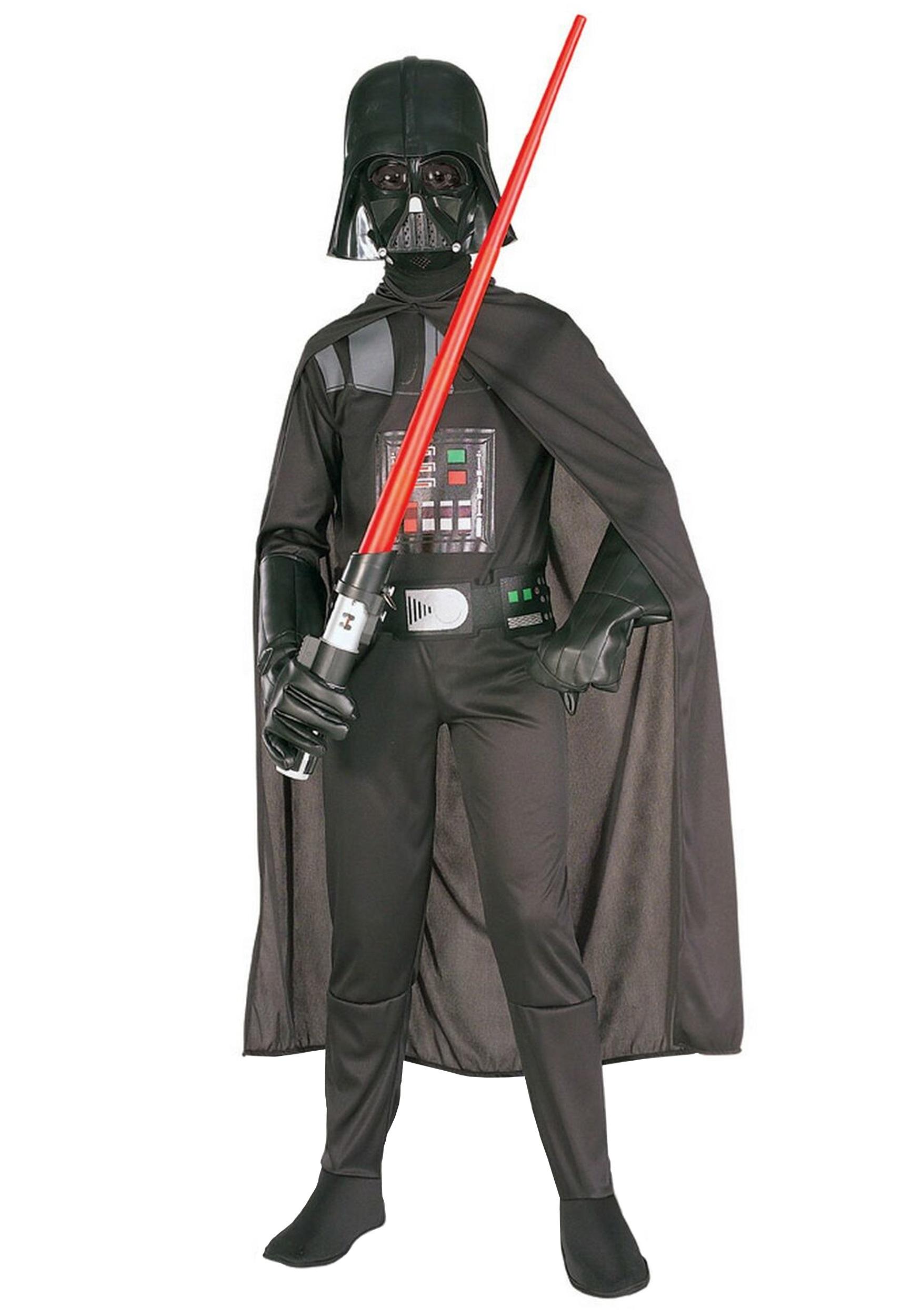 Kids Darth Vader Costume RU882009