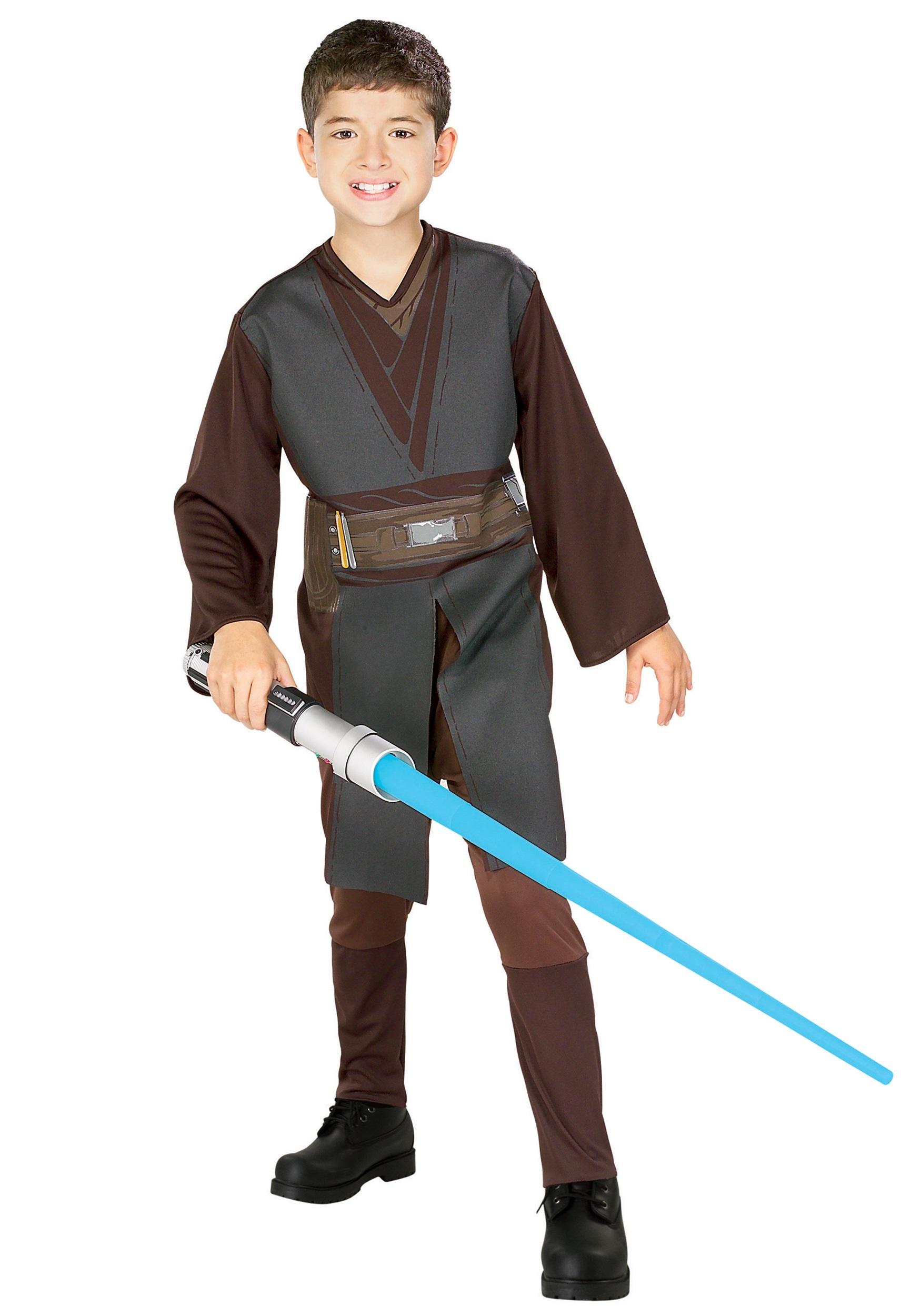sc 1 st  Fun.com & Revenge of the Sith Kidsu0027 Anakin Skywalker Costume