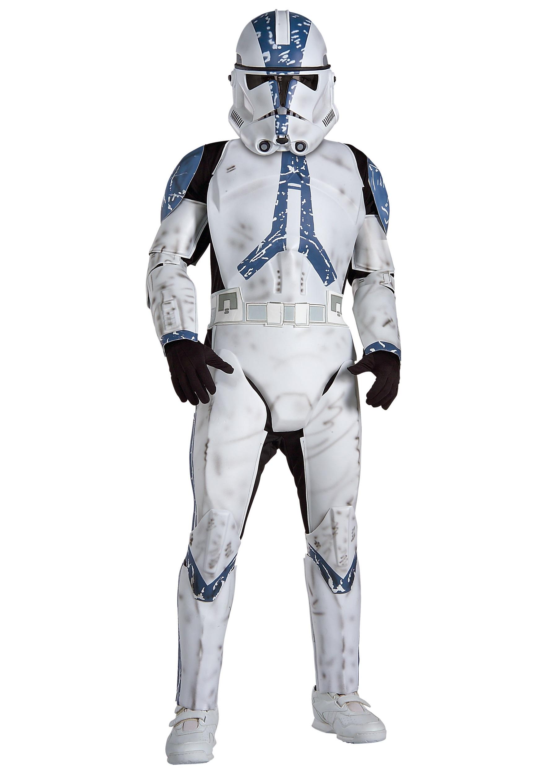 Kids Republic Clone Trooper Deluxe Costume RU882015