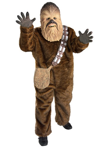 Kids Deluxe Edition Chewbacca Costume
