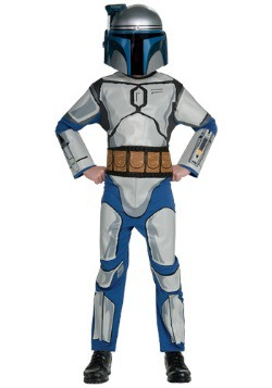 Child Star Wars Jango Fett Costume