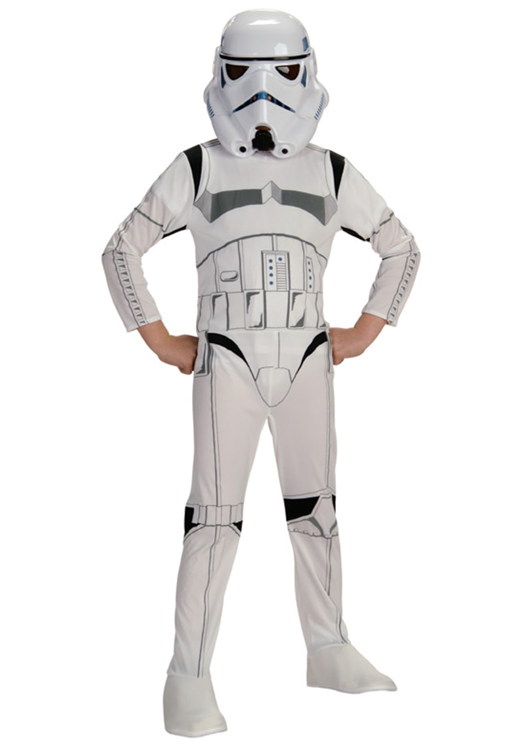 sc 1 st  Fun.com & Child Stormtrooper Costume