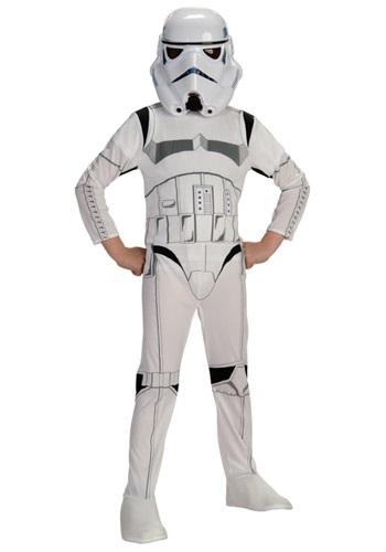 Child Stormtrooper Costume