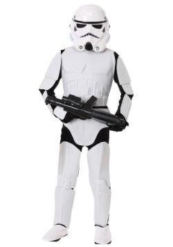 Stormtrooper Deluxe Boys Costume1