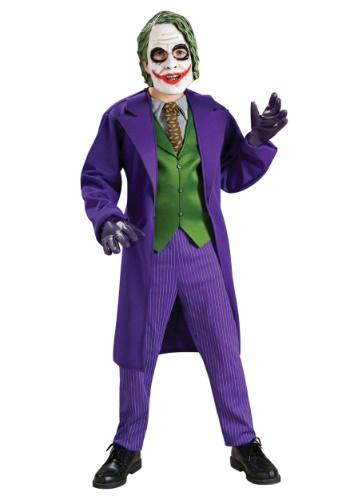 Deluxe Joker Costume For Boys RU883106-L