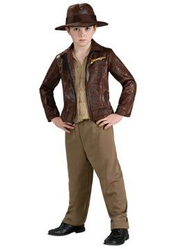 Childs Deluxe Indiana Jones Costume
