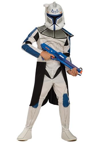 Kids Star Wars Rex Clone Trooper Costume