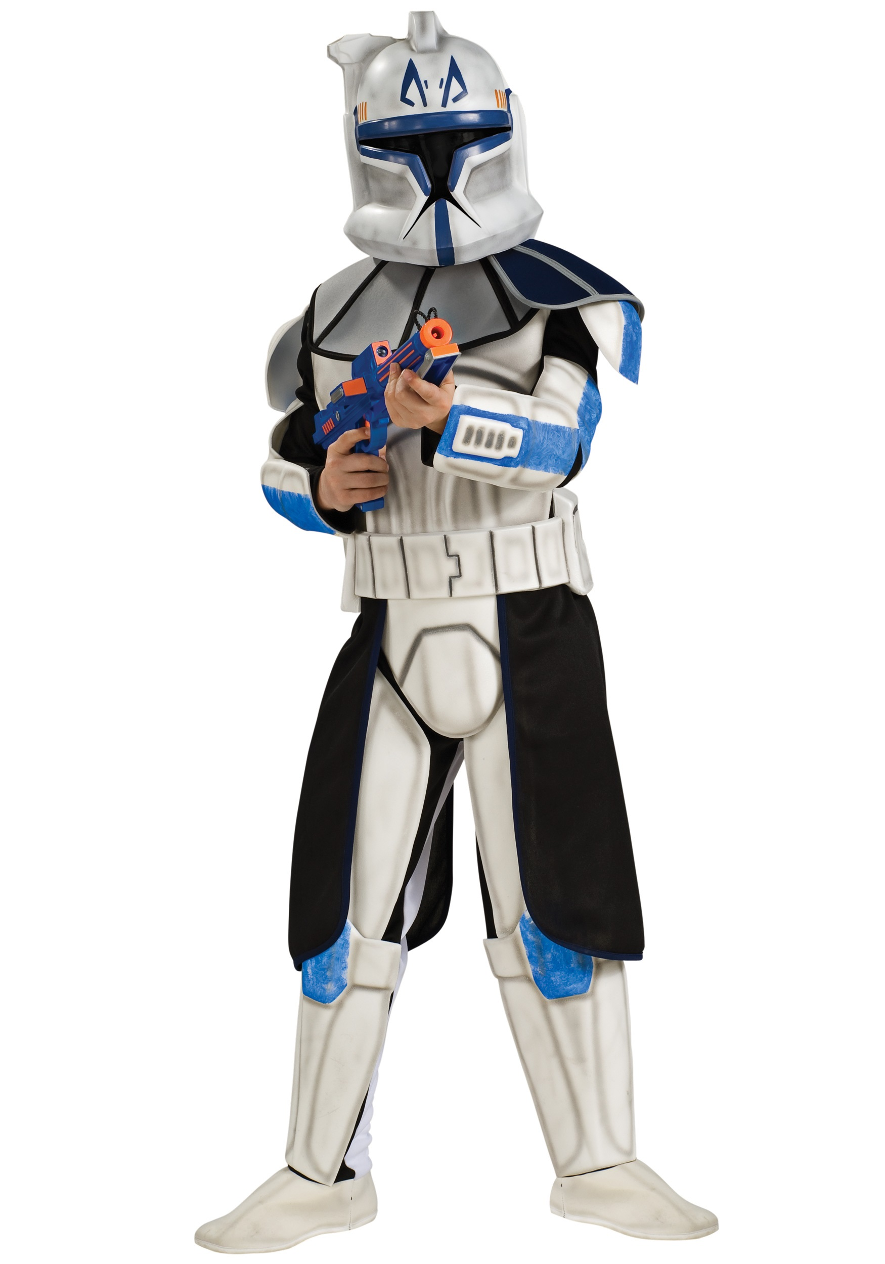 sc 1 st  Fun.com & Kids Ultimate Star Wars Clone Trooper Rex Costume