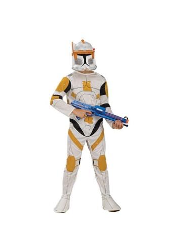 Kids Star Wars Trooper Commander Cody Costume RU883206-L