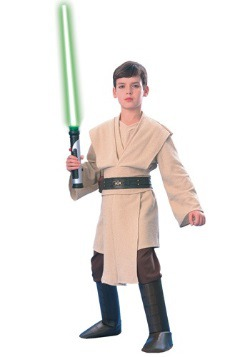 Kids Ultimate Qui-Gon Jinn Jedi Costume
