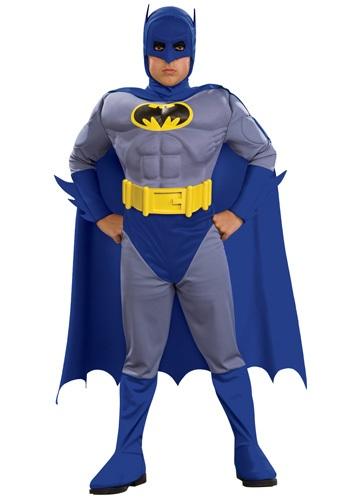 Kids Supreme Muscle Chest Batman